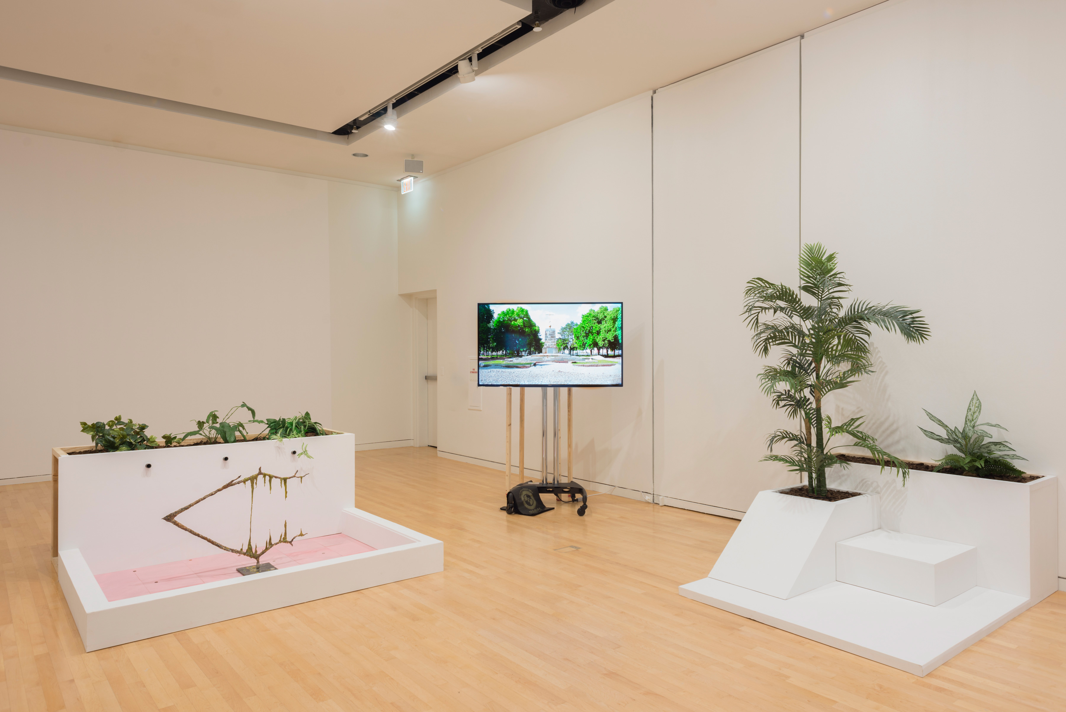 Mfa Thesis Exhibition 2018 I Think We Re Alone Now Art