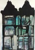 "STEPHANIE SNIDER, ""UNTITLED (DOLLHOUSE)"", 2015,"