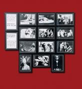 "RENEE GREEN, ""BETWEEN AND INCLUDING, SET A (AKERMAN TO BOGEYMAN)"", 1998,"