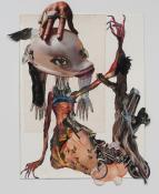 """WANGECHI MUTU, """"FAMILY TREE"""", 2012,"""