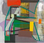 "AMY SILLMAN, ""UNTITLED"", 2013,"