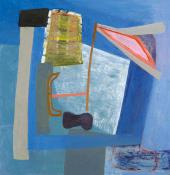 "AMY SILLMAN, ""UNTITLED"", 2012,"